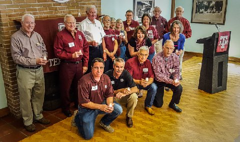 Aggie Muster 2016